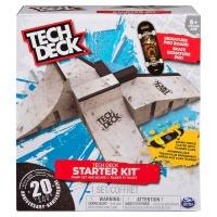 Tech Deck - Fingerboard Skate Ramp Starter Kit