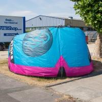 Flysurfer - Ex Demo Flysurfer Stoke 12m Complete