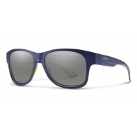 Smith - Holiday Matte Navy Platinum Lens Sunglasses