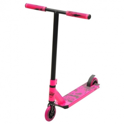 Invert Scooters TS 1.5 Mini Pink Black Scooter