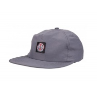 Independent - Co. Trucker Skate Cap Strapback Charcoal Grey