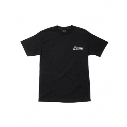 Bronson Speed Co. Speed Team T-Shirt Black Front