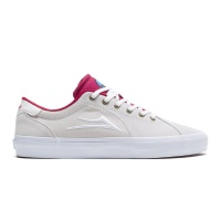 Lakai - Flaco 2 x Glaboe White Red