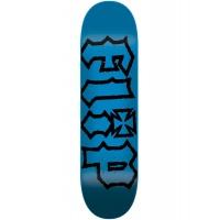 Flip - HKD Decay blue 7.5 Skateboard Deck