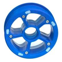 MBS - Rockstar II Mountainboard Hub Blue