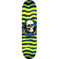 Powell Peralta - Ripper Popsicle Deck 8in Lime Green