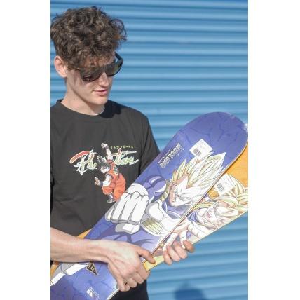 Primitive X DBZ Nuevo Goku T-Shirt Black In Store Photo