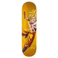 Primitive - X DBZ Paul Rodriguez Super Saiyan Goku 8.5in Deck