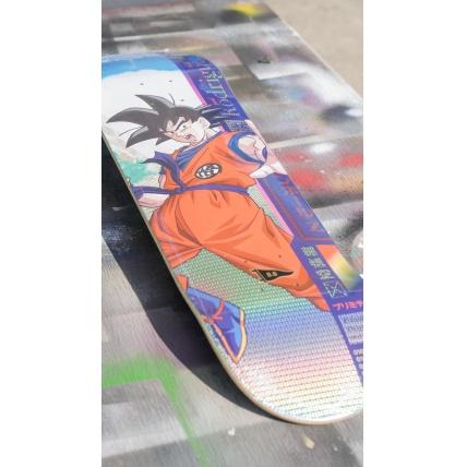 Primitive X DBZ Paul Rodriguez Goku Skate Deck 8.0in In House Pic