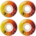 Primitive X DBZ Skateboard Wheels Goku 52mm