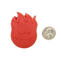 Spitfire - Mini Embers Head Wax Red