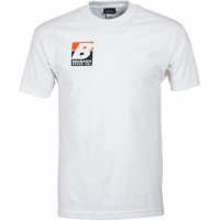 Bronson Speed Co. - Big B T-Shirt Mens White