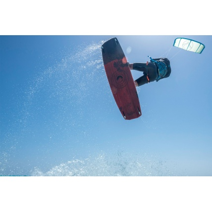 Liquid Force Radnium Freestyle Kiteboard Riding