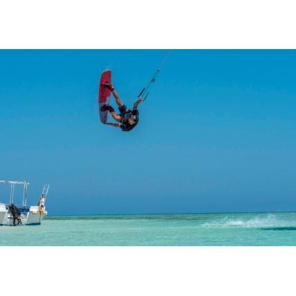 Liquid Force Radnium Freestyle Kiteboard Jumping