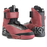 Liquid Force Kites - LKF Oxblood Boots Kiteboard Bindings