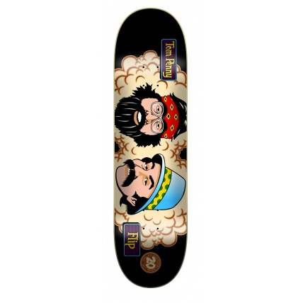 Flip Tom Penny 20 Years Cheech and Chong 8.13in