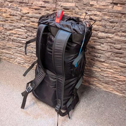 Mystic Kite Storage Compression Bag with Straps Rear