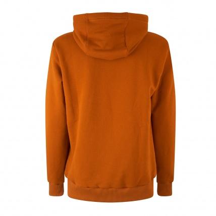 Mystic Brand Hood Sweat Golden Brown Back