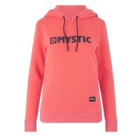 Mystic - Brand Hoodie Sweat Womens Faded Coral