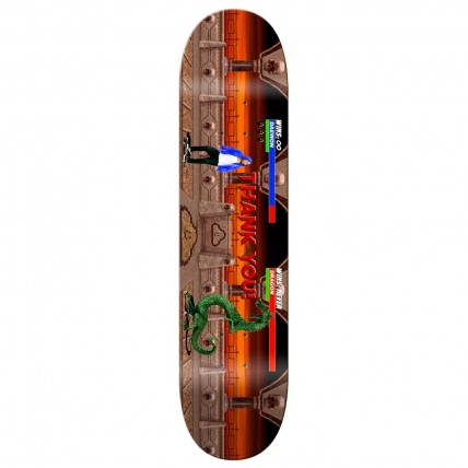 Thank You Deawon Song Combat Pro Skate Deck 8.0in