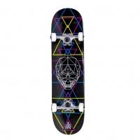 Enuff - Geo Skull Complete Skateboard