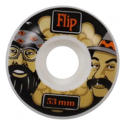 Flip Cutback Cheech & Chong 53mm Skateboard Wheels