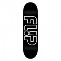 Flip - Team Odyssey Blackout 8.25 Skateboard Deck