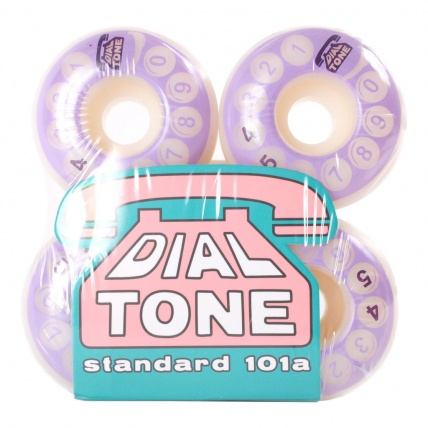 Dial Tone Rotary Digital Standard Skate Wheels 54mm