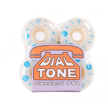 Dial Tone Wheel Co. Rotary Digital Standard 99a Skateboard Wheels