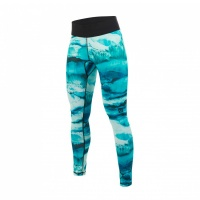 Mystic - Dazzled Womens Rashpants Mint