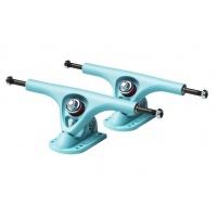 Paris - V2 180mm Longboard Trucks Pair Macaroon Blue