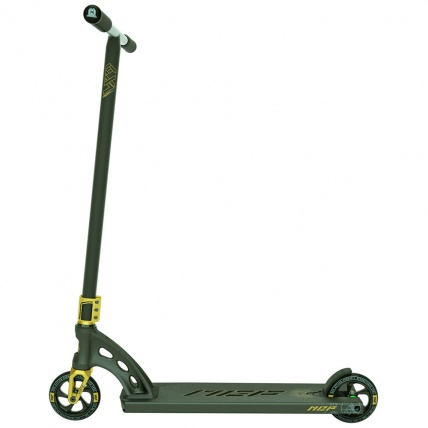 MGP VX9 Pendulum 21.5in Black Gold Street Scooter