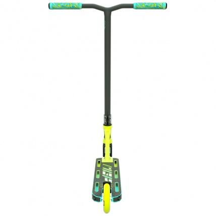 MGP VX9 Pro 4.0 Scooter Lime / Aqua Back