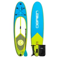 OBrien - HiLo 10ft 6in x 32in Inflatable Paddleboard Package
