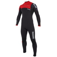 Mystic - Drip 3/2mm Bordeaux Fullsuit Front Zip Mens Wetsuit