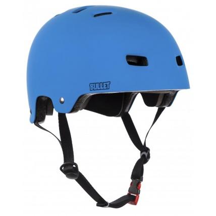 Bullet Deluxe Junior Helmet OSFA XS/S/M Blue