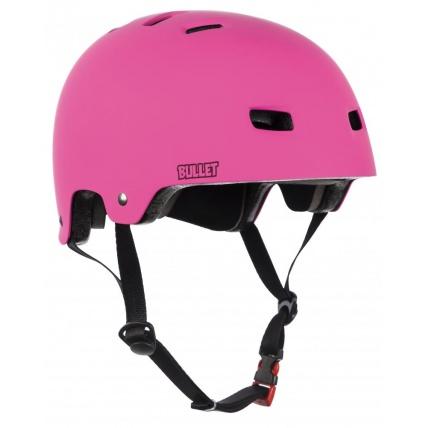 Bullet Deluxe Junior Helmet OSFA XS/S/M Pink