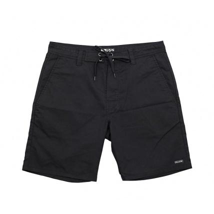 Follow ATV Boardie Walk Shorts Black