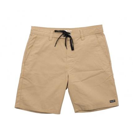 Follow ATV Boardie Walk Shorts Khaki Sand