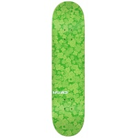 Krooked - Guardin 8.06in Skateboard Deck - Green