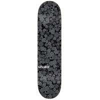 Krooked - Guardin 7.75in Skateboard Deck - Black