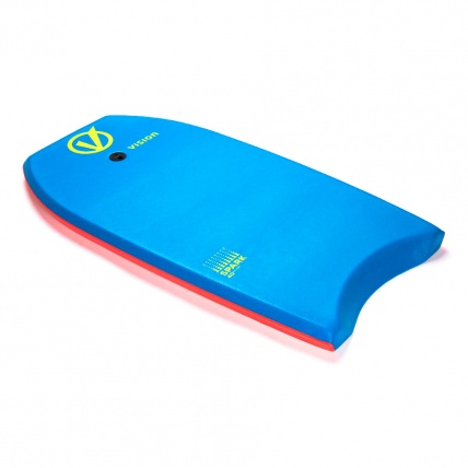 Vison Spark Bodyboard Blue Red
