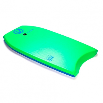 Vison Spark Bodyboard Green Blue