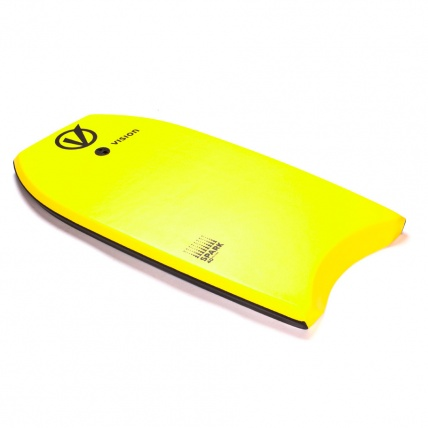 Vison Spark Bodyboard Yellow Black