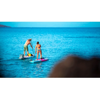 Naish Glide SUP board Riding