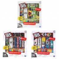 Tech Deck - Fingerboard Assorted 6 Pack - Random