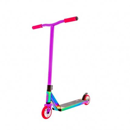 Crisp Surge Colour Chrome Pink Stunt Scooter Main