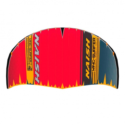 Naish Wing Surfer Red Top