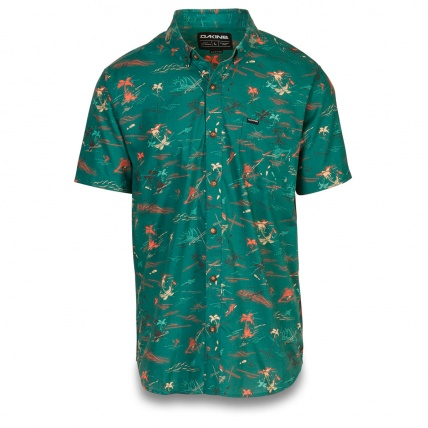 Dakine Poipu Pixel Palm Shirt