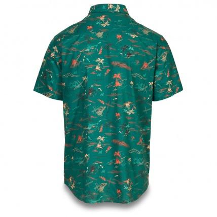 Dakine Poipu Pixel Palm Shirt Rear